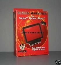 NEW Sega Game Gear Screen Magnifier by Doc's! Gamegear