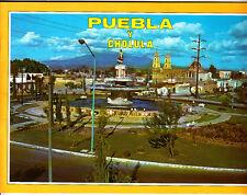 Puebla y Cholula Color Photo Book Vintage Mexico Travel