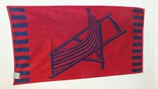 Jumbo Extra Large Beach Towel Egyptian Cotton Velour  Chair BEACH 90x160cm Cotto