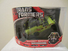Transformers Hasbro 2007 Movie Voyager Class Autobot Ratchet MISB new