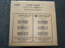 Genuine Original NEC NP03LP Lamp 50031756 01161123 to fit NP60 Projector