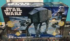 Star Wars Legacy 2010 Large AT-AT Incomplete With Original Box ***READ***