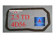 SUMP GASKET High Quality Cork!!!  PAJERO DELICA SHOGUN CHALLENGER 4D56 2.5TD 2.5