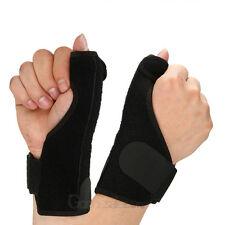 Reversible Thumb Stabilizer Wrist Brace Support MCP Joint Pain Arthritis Relief