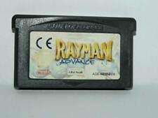 RAYMAN ADVANCE GIOCO USATO GAMEBOY ADVANCE EDIZIONE ITA SOLO CARTUCCIA RS2 41096