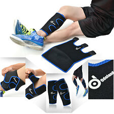 1 pair Sport Calf Brace Sleeve Support Shin Splints Leg Compression Socks