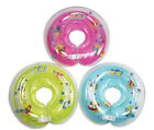 Hot Sell ~ Baby Swimming Bath Inflatable Neck Float Ring Safety Comfort Aids NEW