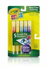 CRAYOLA COLOUR WONDER MESS FREE COLOURING CHILDREN CREATIVE ARTS AND CRAFTS NEW
