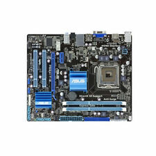 ASUS P5G41T-M Motherboard with I/O Shield & CPU