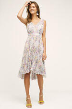 NWT Anthropologie Evanthe Dress sz 12 By Plenty by Tracy Reese $168