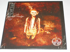 *ULTRA RARE* MORTIIS 'THE GRUDGE' 10-TRACK UK CD PROMO ALBUM [2004]