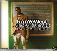 (281W) KanYeWest, All Falls Down - DJ CD