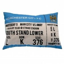 Manchester City FC Match Day Cushion