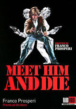 Meet Him And Die DVD Ray Lovelock Martin Balsam 1976 Italian Crime Thriller