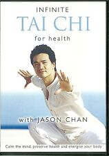 INFINITE TAI CHI FOR HEALTH DVD WITH JASON CHAN