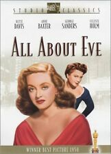 All About Eve DVD Region 1