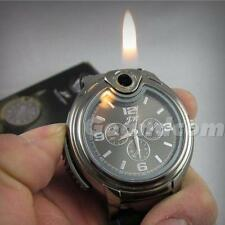 New Cool Fashion Novel Watch Refillable Butane Gas Cigarette Cigar Lighter GOCG