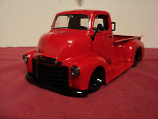 Jada 1952 Chevrolet COE Pickup truck  1/24 scale  New no Box  2015 release
