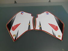 HONDA XR400 XR 400 REAR SIDE PANELS AIR BOX DECALS GRAPHICS NEW THICK AMERICAN