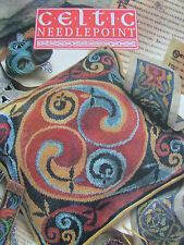 CELTIC NEEDLEPOINT ALICE STARMORE COLLINS BROWN 1996 KEY PATTERNS SPIRAL KNOTWOR