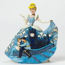 Jim Shore Heartwood Creek / DISNEY / Cinderella 65th Ann Figurine MINT #4043645