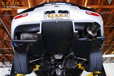 Mazda RX-7 CARBON FIBER Rear Diffuser / Undertray for Racing, Performance, Aero