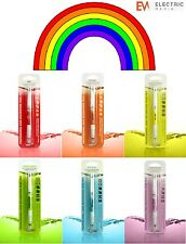 Rainbow Dust Double Sided Edible Food Pen Cake Icing Decoration - 6 Colours