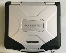 Full rugged Panasonic toughbook CF-31 i5 2520m 8GB 500G DVD Touch GPS BLK WIN7