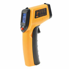 Digital Non-Contact Laser Temperature Gun IR Infrared Thermometer Sight Handheld