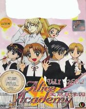 DVD ALICE ACADEMY Gakuen Alice VOL.1-26END BOX +BONUS DVD FREE SHIPPING