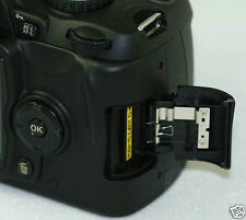 Genuine Nikon D5000 SD MEMORY DOOR COVER FREEPOST UK Seller