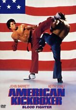 American Kickboxer - Blood Fighter ( Actionfilm UNCUT ) mit John Barrett NEU OVP