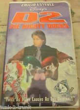 D2: The Mighty Ducks (VHS, 1994)
