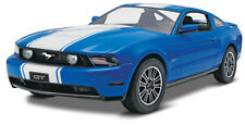 REVELL 1/25 2010 Ford Mustang GT Coupe Plastic Model Kit #14272 MONOGRAM