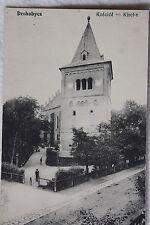 15211 AK Drohobycz Drogobytsch polnisch Drohobycz Kirche um 1917 Ukraine