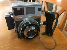 Mamiya Super 23 With 100mm f/3.5 Lens And 6x7 Roll Film Adapter