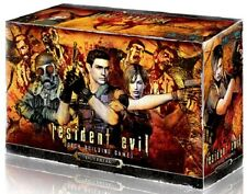 RESIDENT EVIL OUTBREAK DECK BUILDING GAME EXPANSION BY BANDAI CARD GAME