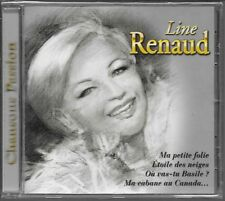 CD COMPIL 14 TITRES--LINE RENAUD--BEST OF--NEUF