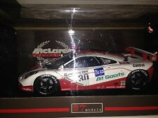1/18 MINICHAMPS/ut mclaren f1 lemans #30 art soorts new mega rare strapped wow**