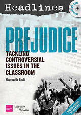 Prejudice: Teaching Controversial Issues (Headlines),Heath, Marguerite,New Book