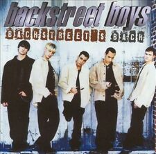 Backstreet Boys, Backstreet's Back, Excellent Import, Enhanced