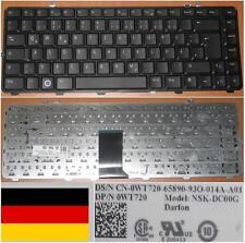 CLAVIER QWERTZ ALLEMAND DELL 1535 1536 1537 NSK-DC00G 0WT720 WT720 Noir