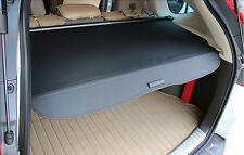 For Honda CRV CR-V 2012-2015 Cloth+ Alloy black Rear Trunk Security Cargo Cover