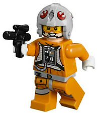 NEW LEGO STAR WARS SNOWSPEEDER PILOT MINIFIG 75074 figure minifigure rebel toy