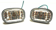 Toyota Prius Carina E Corolla Rav 4 Yaris  CRYSTAL CLEAR SIDE REPEATERS 1 SET