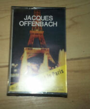 Jacques Offenbach A Night In Paris Cassette