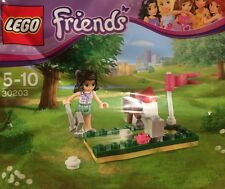 LEGO 30203 Emma'S FRIENDS Mini Golf Set Nuovo Con Scatola