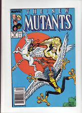 New Mutants #58 F+ 1987 Marvel Pegasus