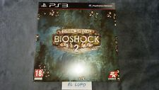 BIOSHOCK 2 COLLECTOR PS3 SONY NEUF SOUS BLISTER VERSION FRANCAISE