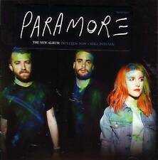 Paramore Paramore Self Titled CD Sealed ! New ! 2013